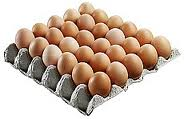 Eggs - Free Range (large) Tray of 30