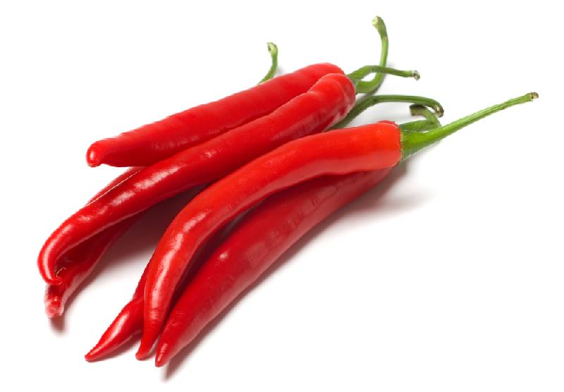 Chillies - Red